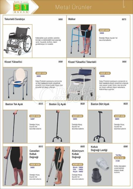 Medical Metal Products