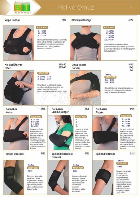 Medical Arm-Shoulder Produtcs