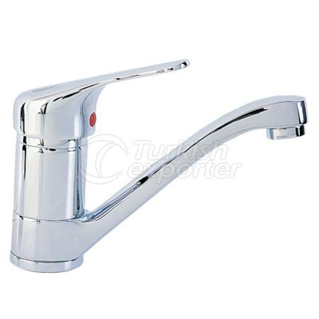 Rotary Lavatory Faucet