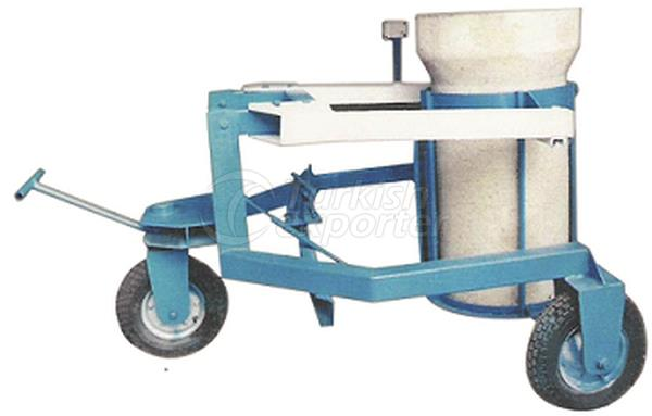 Concrete Pipe Trolley