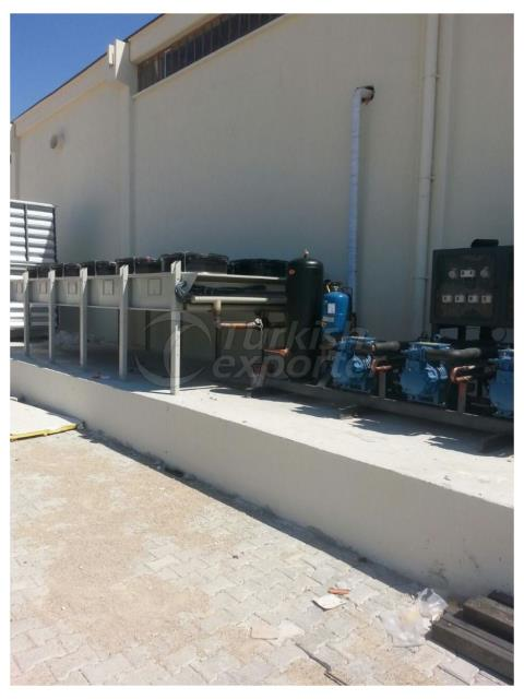 Central Cold Storage Motor Group