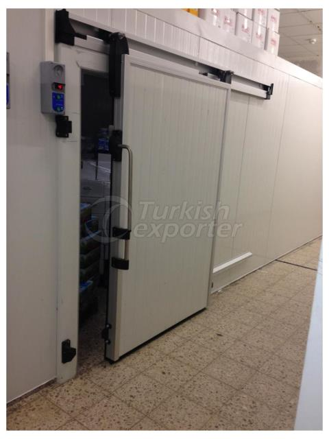 Cold Storage Doors