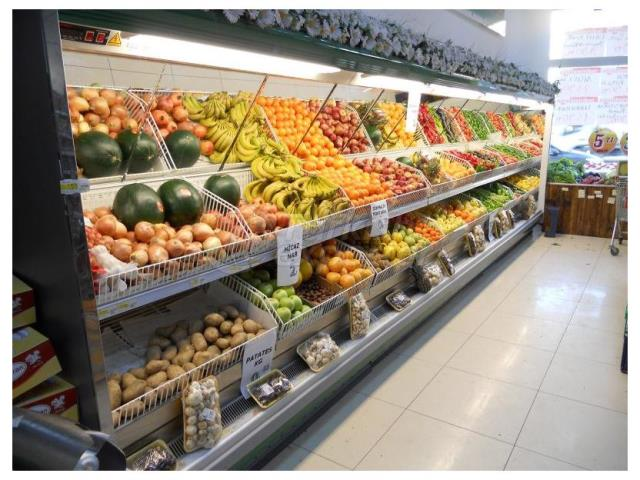 Produce Section Refrigerators