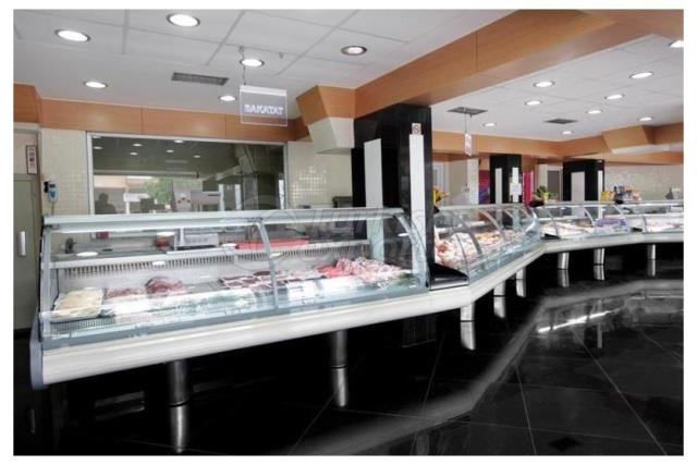 Meat-Delicatessen Refrigerators