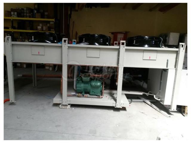 Split Cold Storage Motor Group