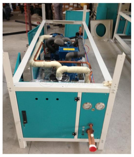 Shock Cold Storage Motor Group