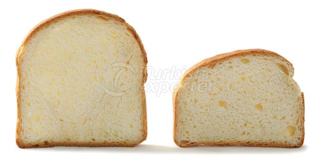 Bread with enzymes