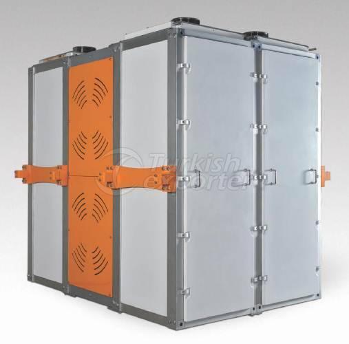 Multiplexa Quadro Plansifter