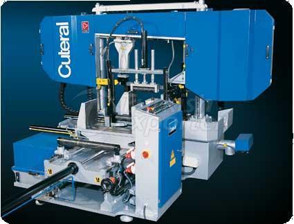Full Automatic Column Hydraulic Bandsaw Machine CAH550