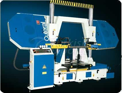 Full Automatic Column Hydraulic Bandsaw Machine CAH1050