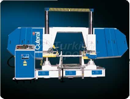 Semi Automatic Column Hydraulic Bandsaw Machine CSM1050