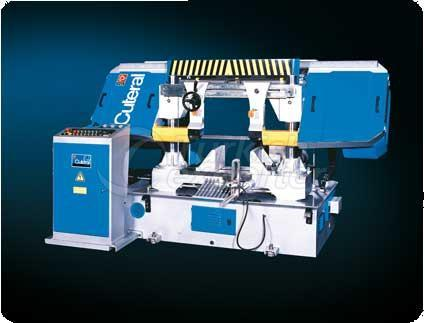 Semi Automatic Column Bandsaw Machine CSM350