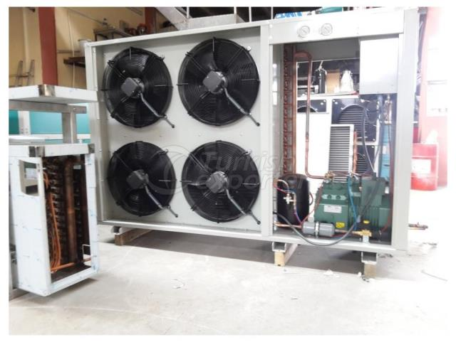 Split Cold Storage Motor Group