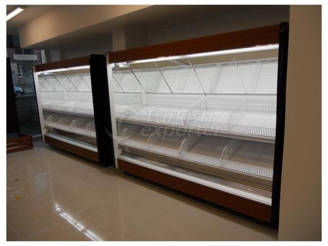 Produce Section Refrigerators