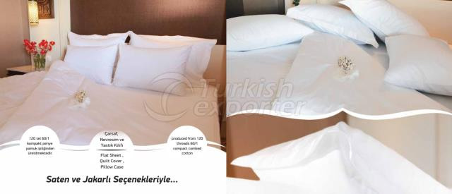 Sheet-Quilt Cover-Pillow Case