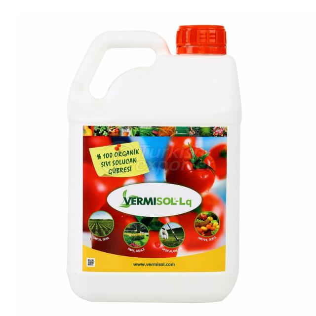 Liquid Worm Fertilizer 5 Lt
