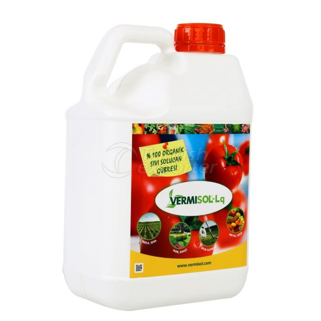 Liquid Worm Fertilizer