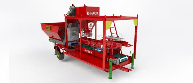 DMR Fertilizer Packing Machine