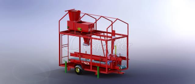 DMR Manure Packing Machine
