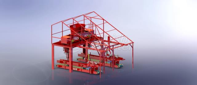 DMR Coal Packing Machine