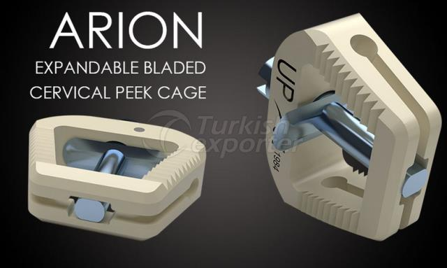 Cervical Peek Cage Arion