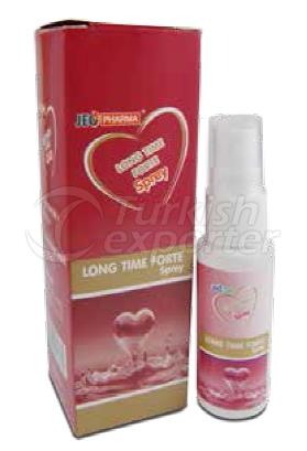 Long Time Forte Spray