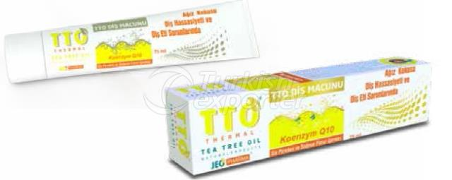 TTO Toothpaste