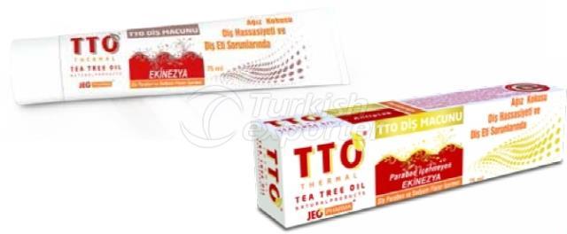TTO Echinacea Toothpaste
