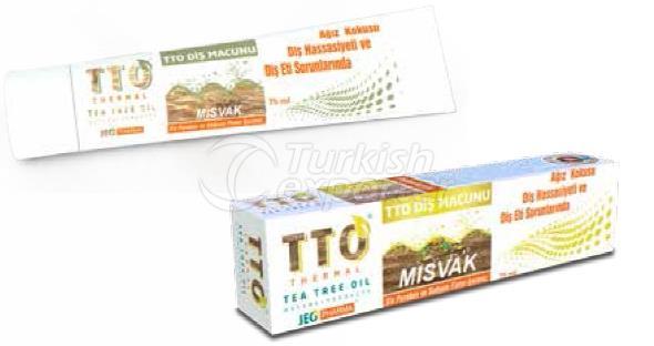 TTO Miswak Toothpaste