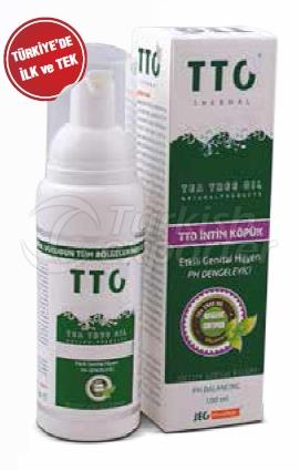 TTO Intimate Foam Cream