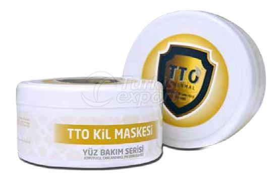 TTO Face Clay Mask