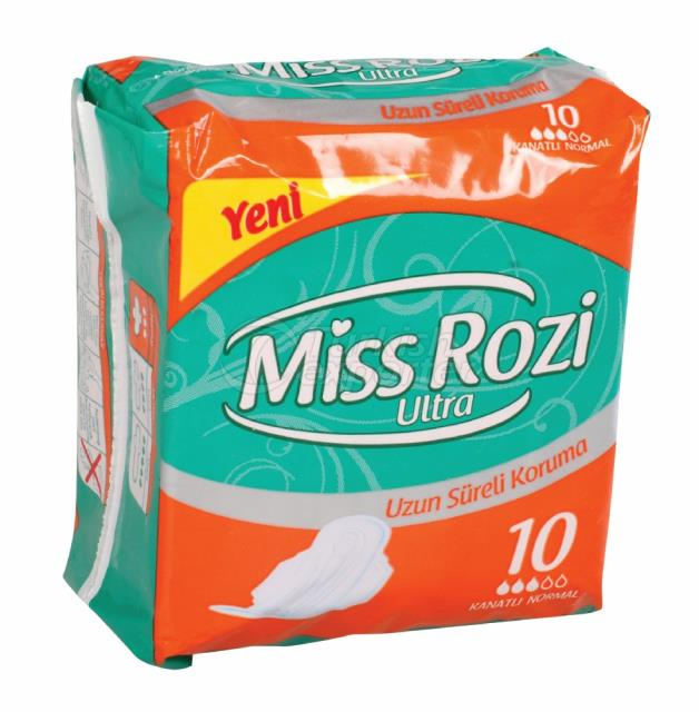 Sanitary Pad Miss Rozi Normal