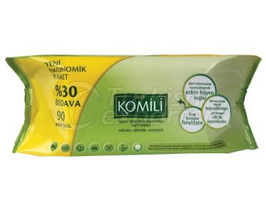 Komili Wet Towel