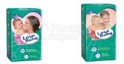 Baby Diaper Love Baby