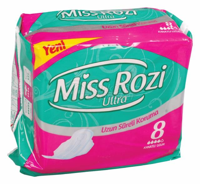 Sanitary Pad Miss Rozi Long