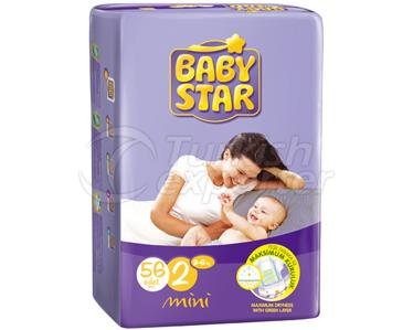 Baby Diaper BabyStar Mini