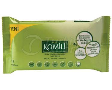 Komili Wet Wipe