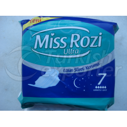 Sanitary Pad Miss Rozi Ultra