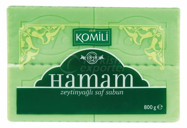 Hammam Soap Green