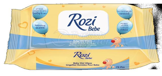 Rozi Bebe Wet Wipe