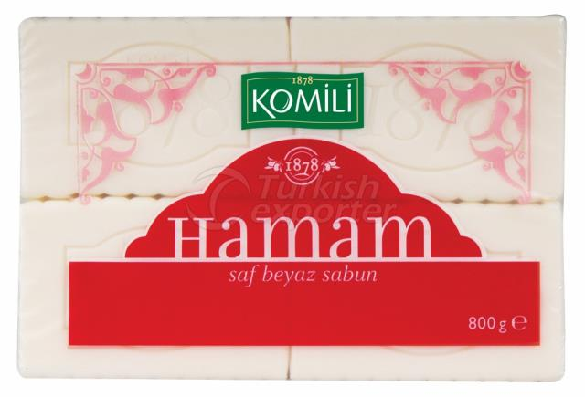 Hammam Soap White