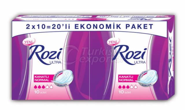 Sanitary Pad Rozi Ultra Normal