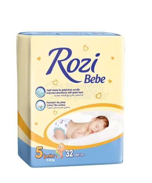 Baby Diaper Rozi Bebe