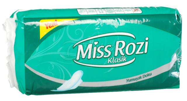 Sanitary Pad Miss Rozi Classic