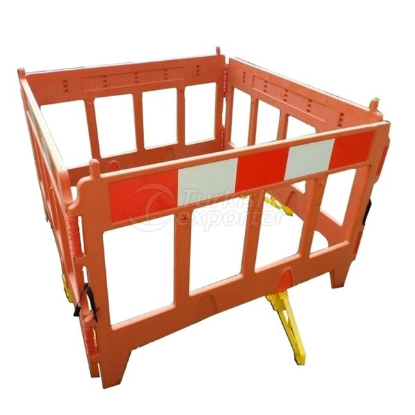 Safety Work Barrier PB09