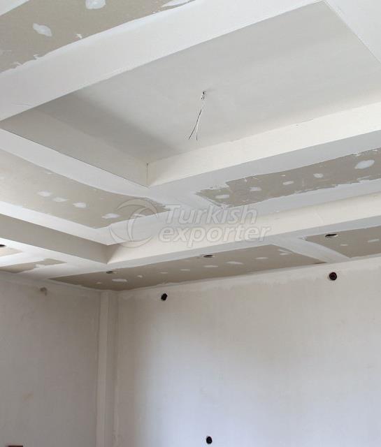 Karavil dis ticaret a s construction materials building for Red top gypsum plaster