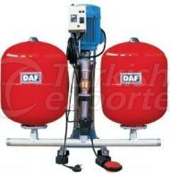 Water Booster Systems Mas Daf DS-DB-DM