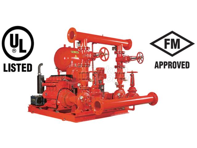 Fire Extinction Pumps Mas Daf UL-FMYNM