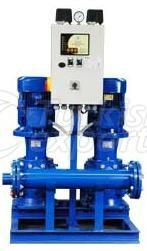 Water Booster Systems Standart SKMV
