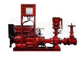 Diesel Fire Extinction Pumps Standart